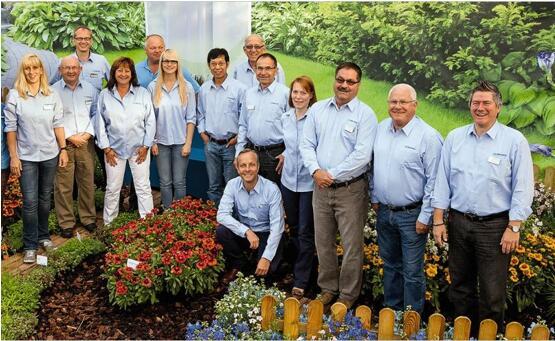 德国班纳利种子有限公司销售团队主管